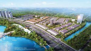 ho sinh thai homeland central park