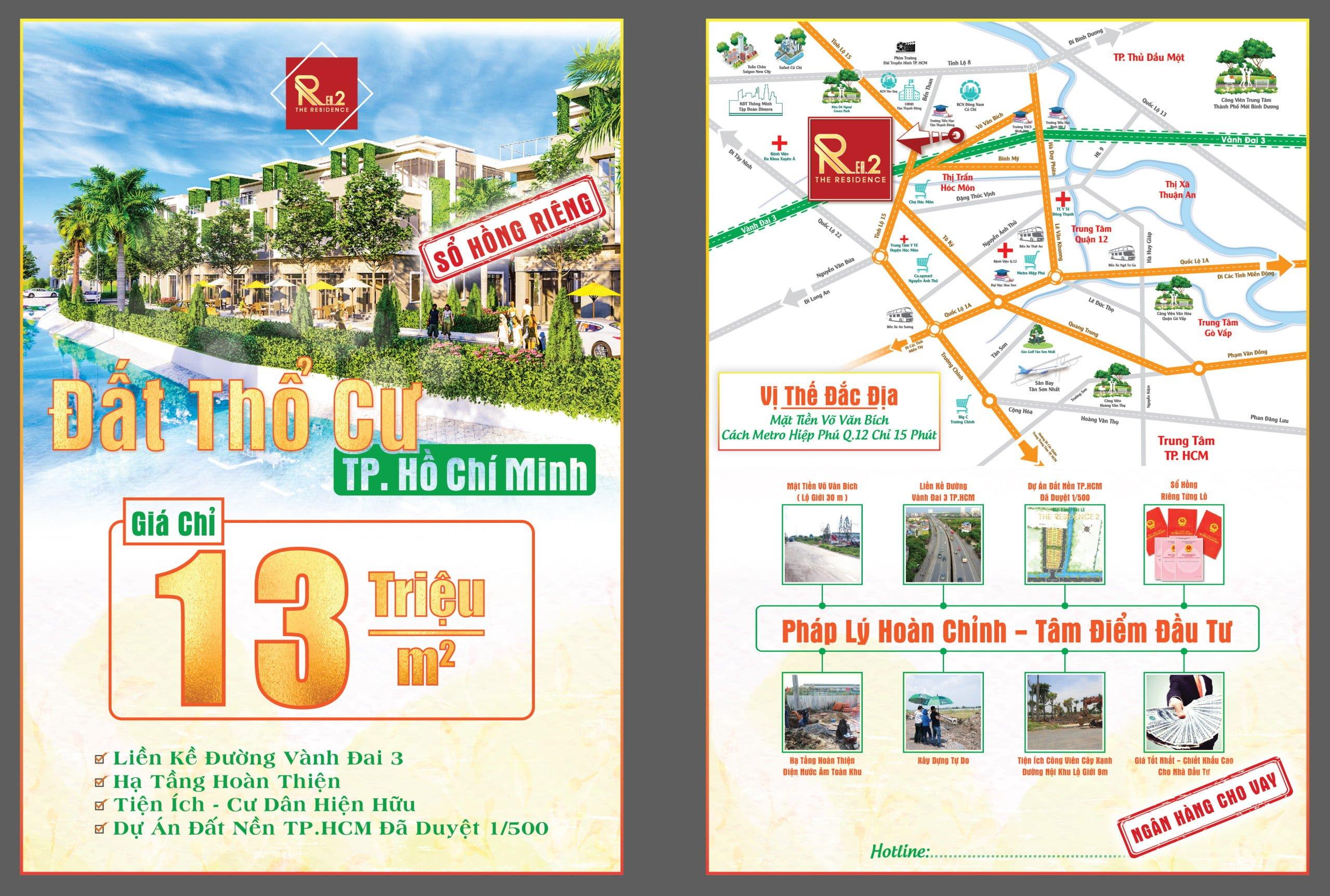 giá the residence 2