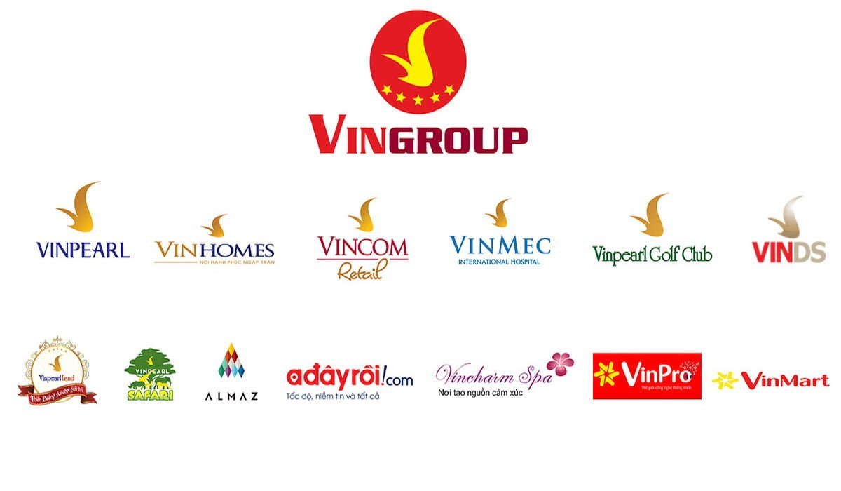 vincity grand park thương hiệu
