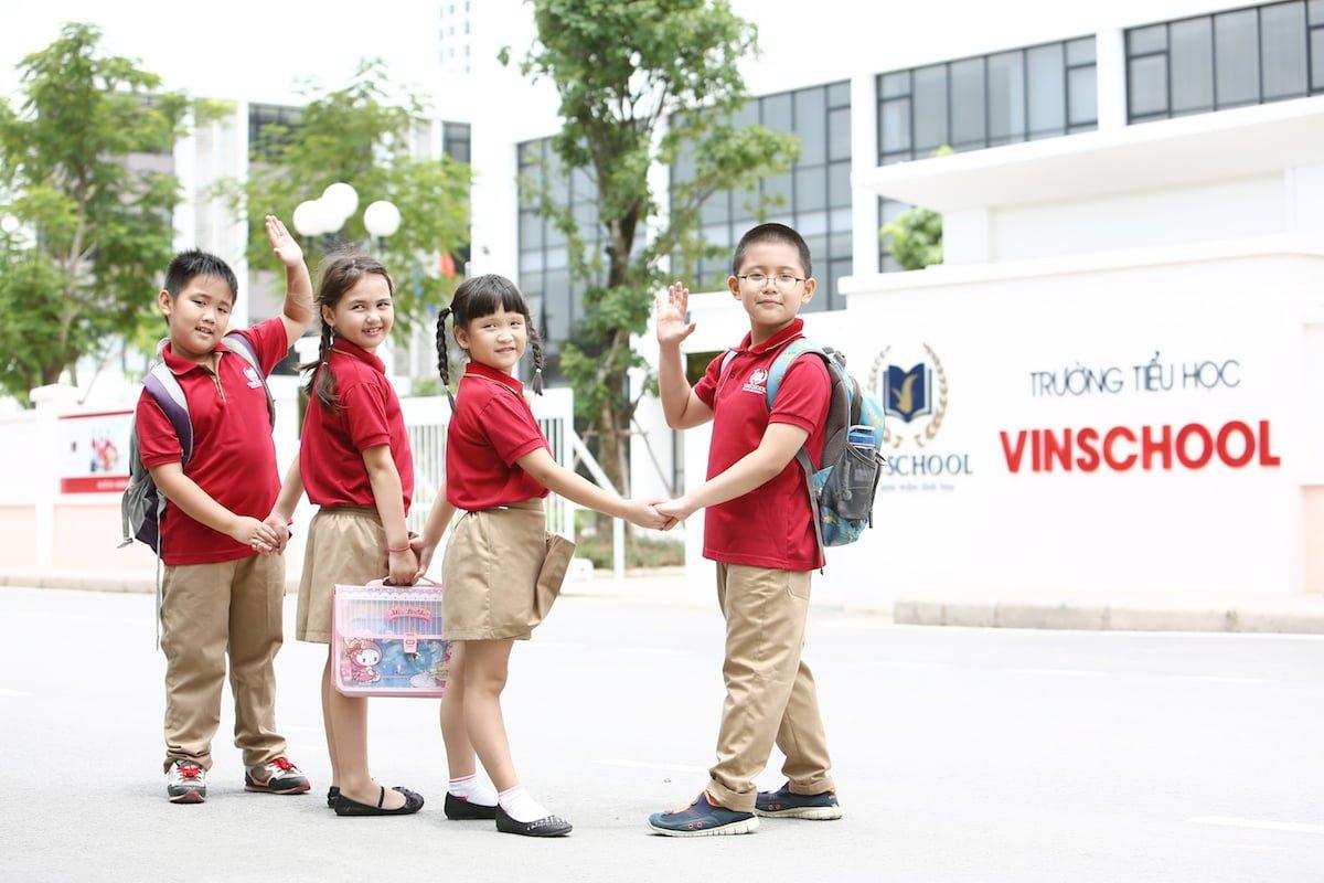 vincity grand park trường học