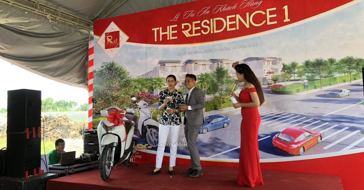 trao vang the residence 1