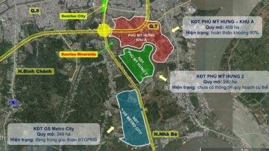tổng vị trí Gs Metro City