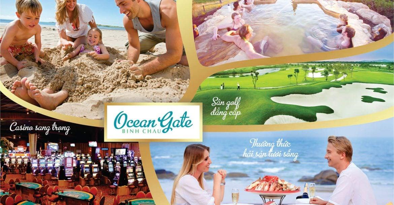 tiện ích đăng cấp ocean gate bình châu