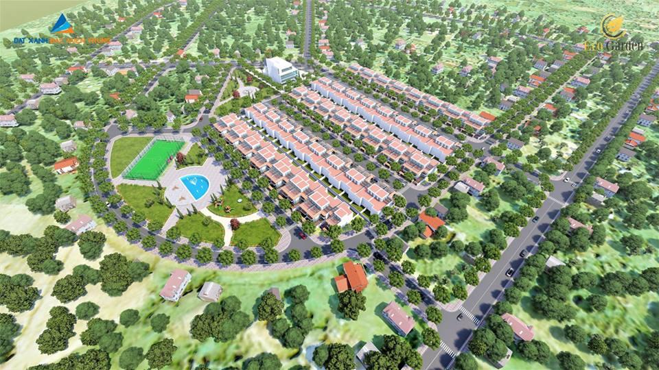 dự án Eco Garden Quảng Bình
