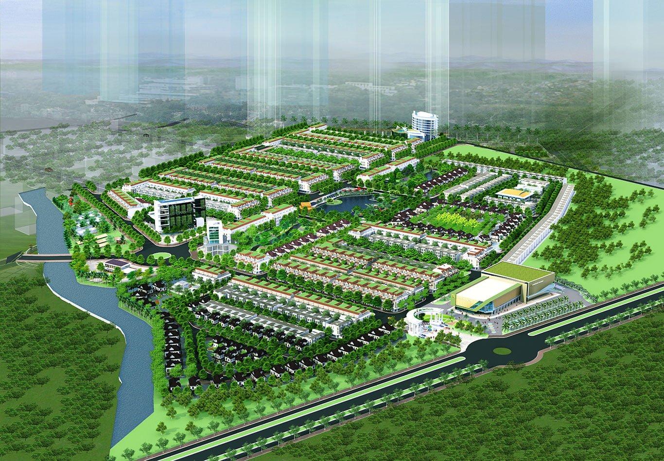 dự án five star eco city