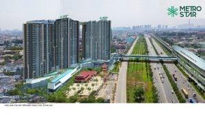 dự án metro star quận 9