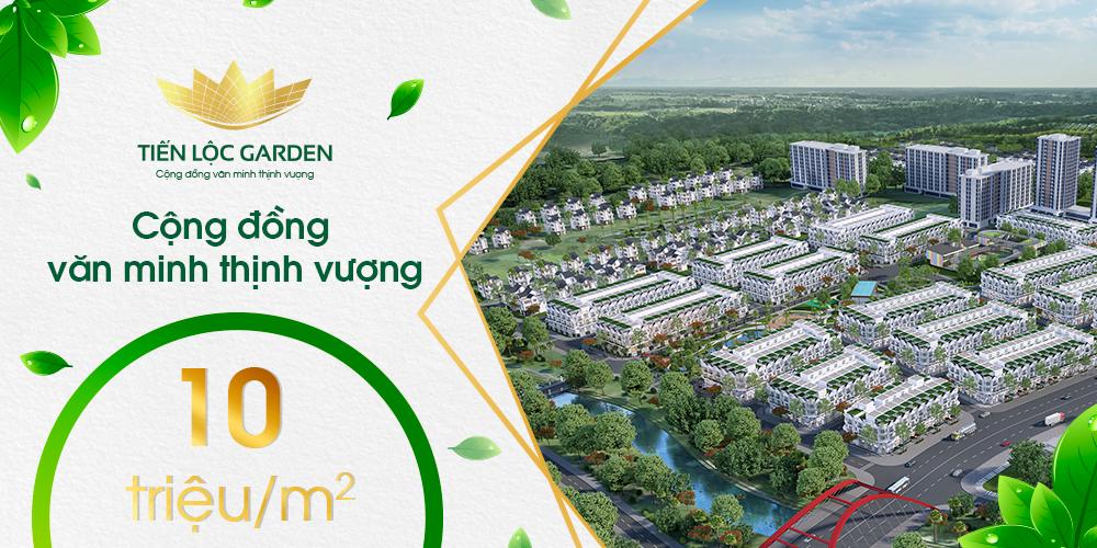 dự án Tiến Lộc Garden