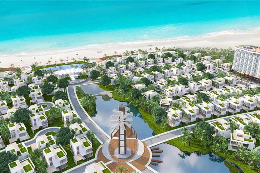 Dự án Queen Pearl Marina Complex
