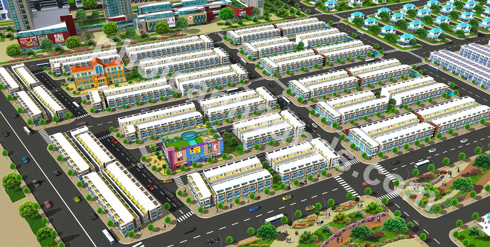 dự án Thái Sơn Residence Bà Rịa Vũng Tàu