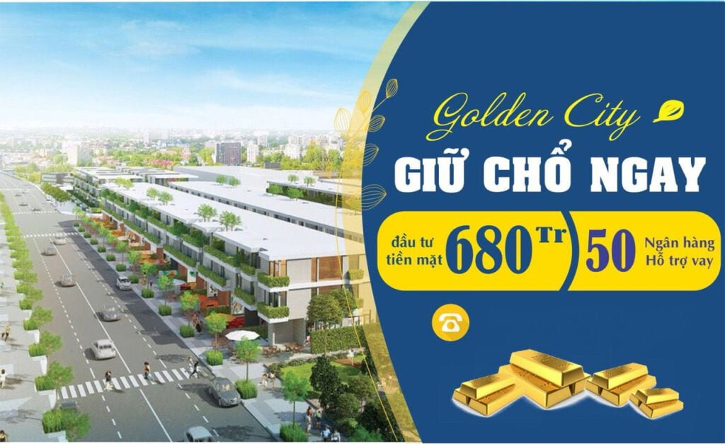 du an golden city cu chi
