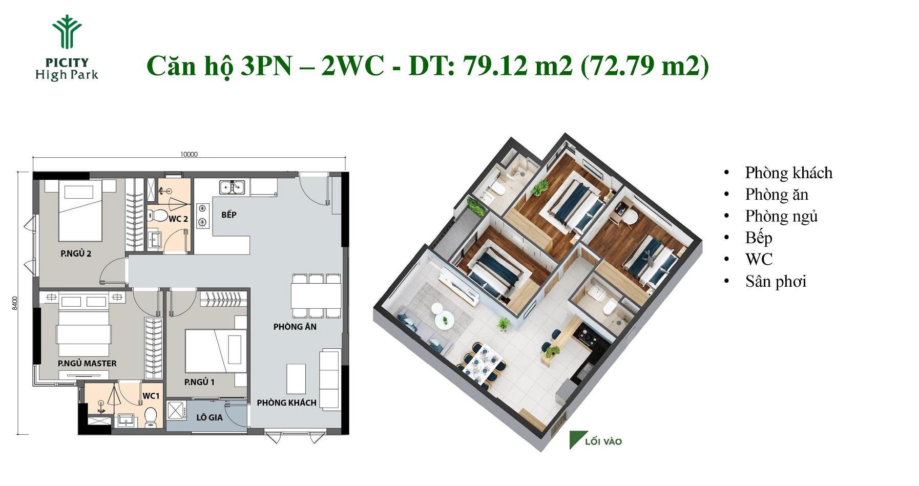 3pn2wc 79m2 picity