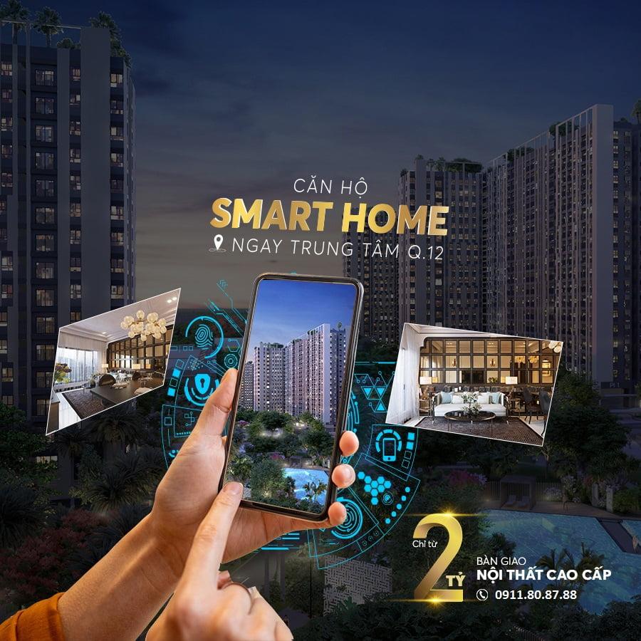 Smart home Picity Homelandsg