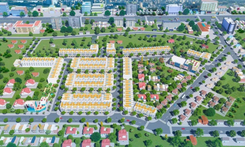 du an Long Thanh Phat Residence