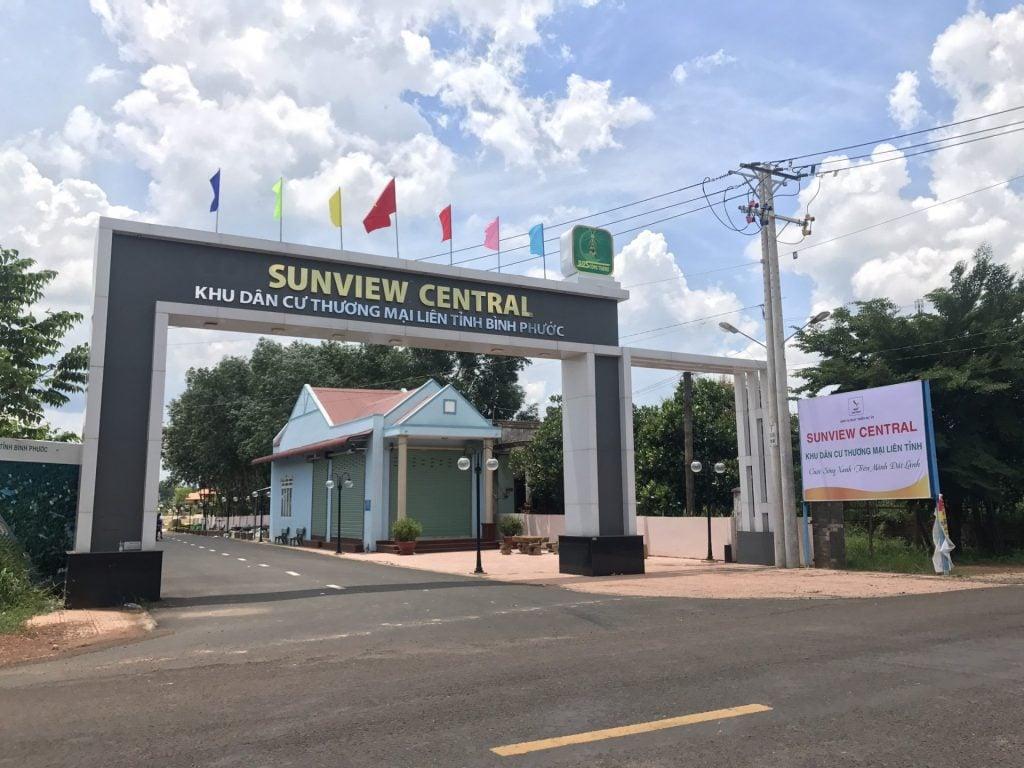 Dự án đất nền Sunview Central - Địa Ốc Thịnh Vượng