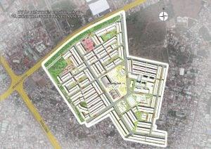 Phối cảnh khu dân cư An Sương Residence Quận 12