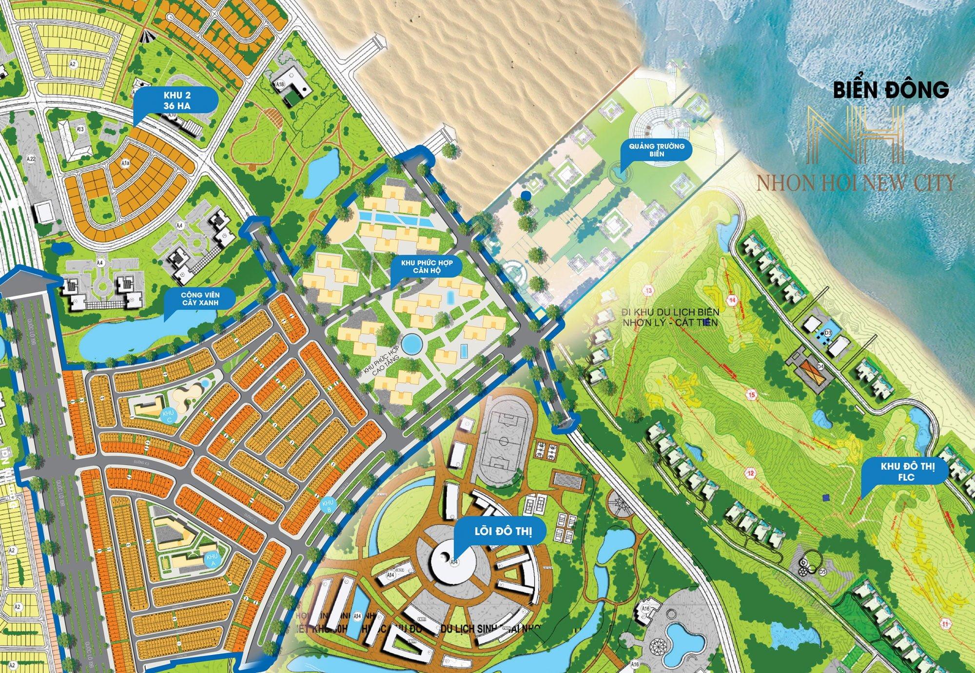 mat bang nhon hoi new city