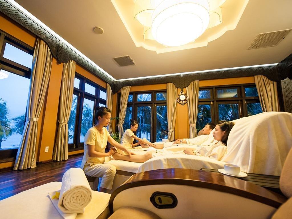 sun spa resort massage
