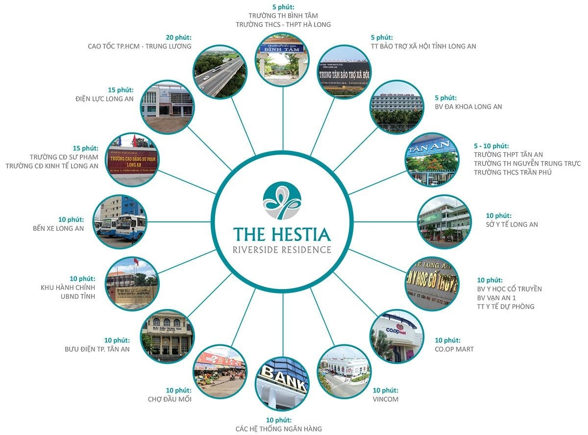 tien ich ngoai khu du an the hestia riverside residence tan an