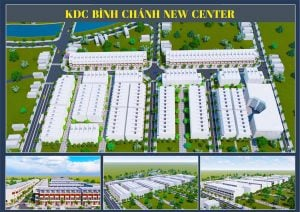 binh chanh new center