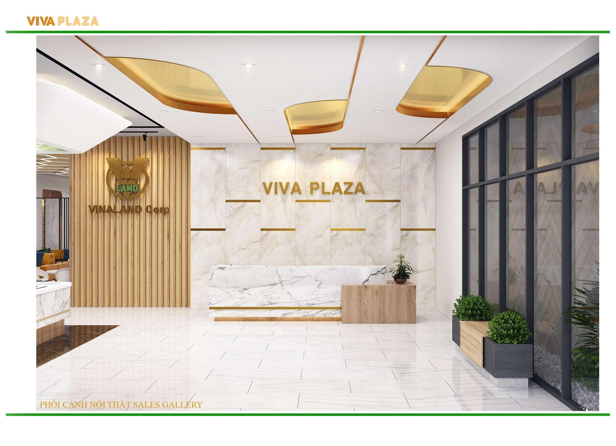 sảnh dự án viva plaza