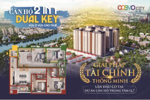 can ho dual key cosmo city