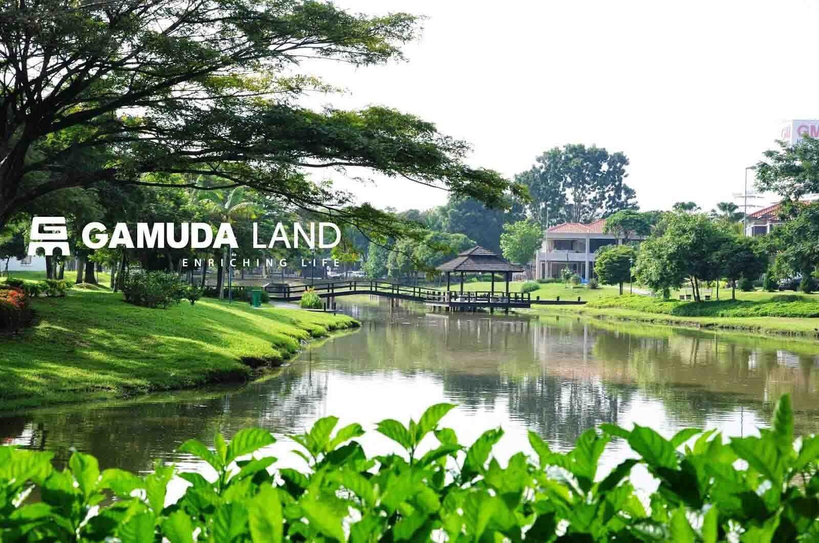 dự án của gamuda land