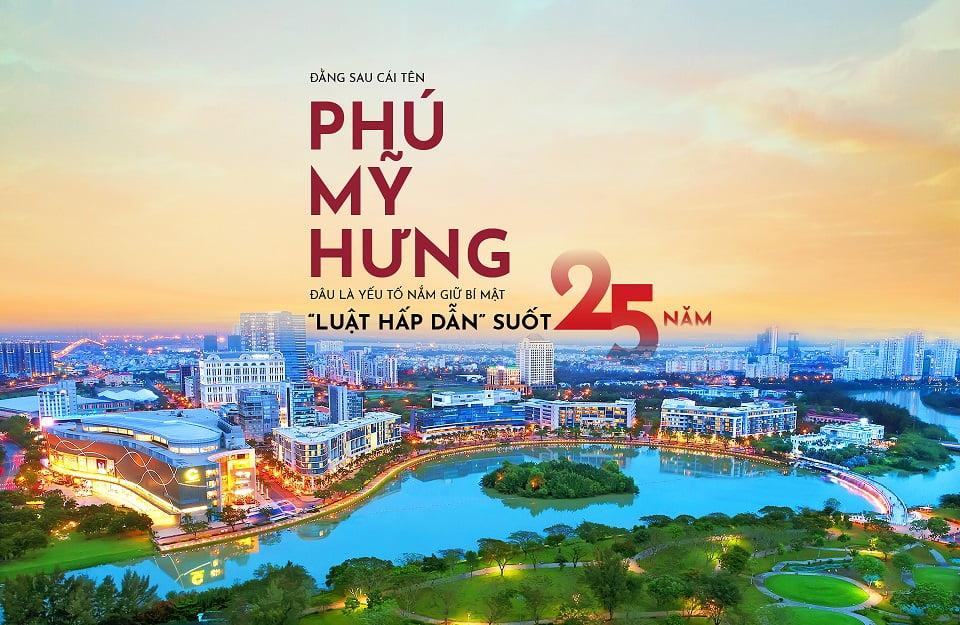 phu my hung sau 25 nam