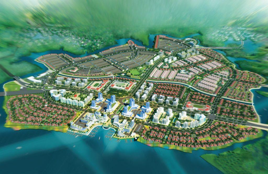 du an waterfront city
