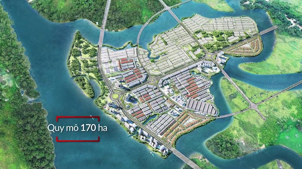 du an waterfront nam long dong nai