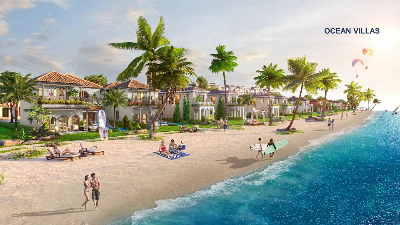 dự án nhà phố biệt thự Island Habana Novaworld Hồ Tràm