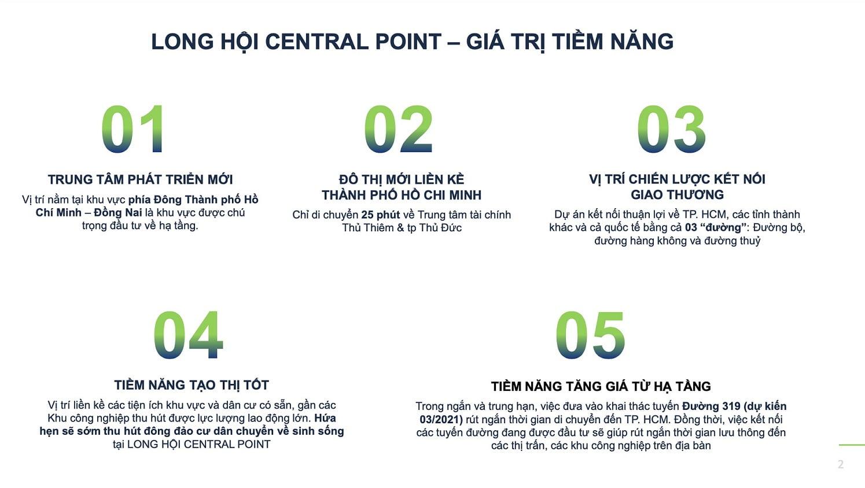 diem manh long hoi central point