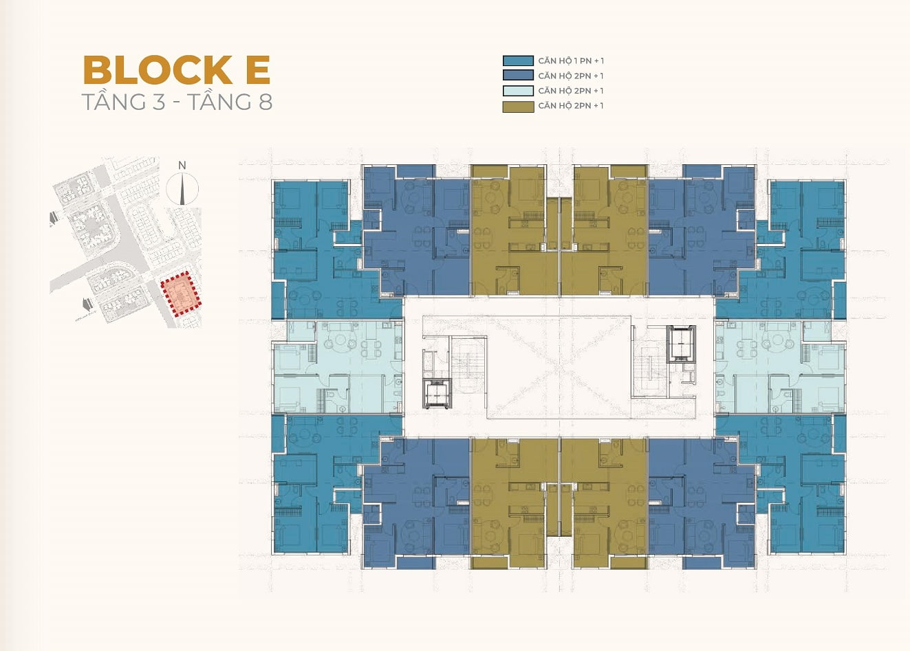 Block E Dragon Ehome
