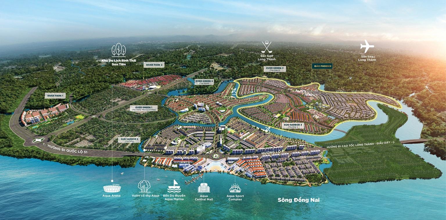Aqua City Đồng Nai Novaland