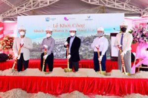 Angsana & Dhawa Hồ Tràm khởi công khách sạn Dhawa