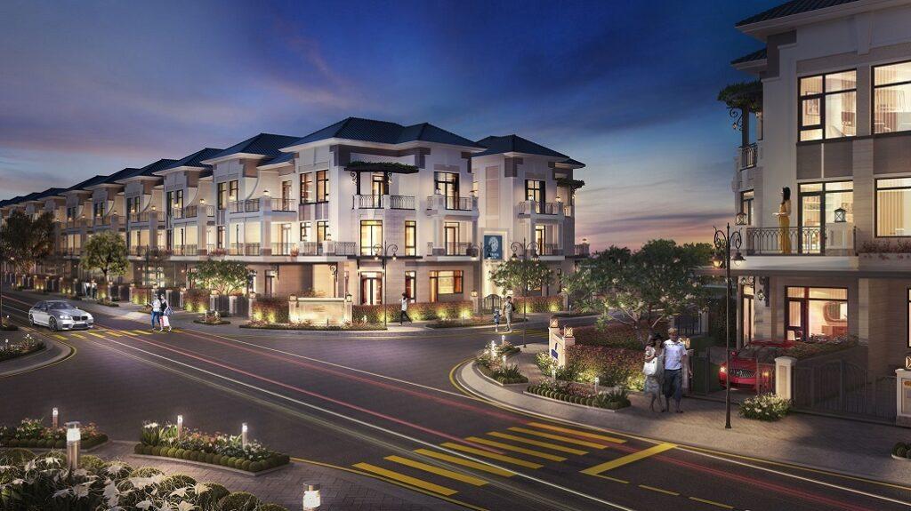 Dự án Merosa Park Khang Điền