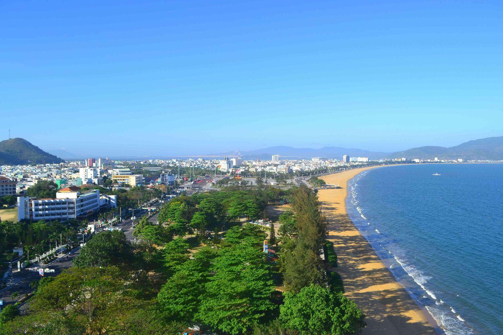 biển Quy Nhơn Bình Định