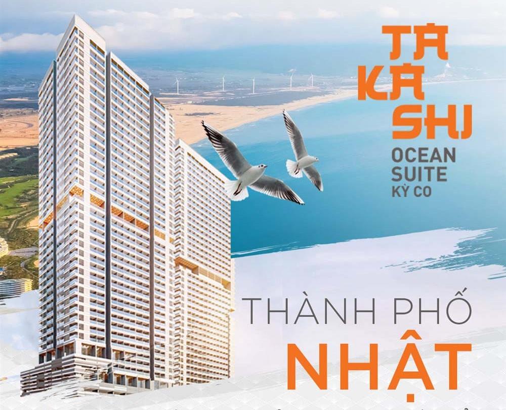 căn hộ Takashi Ocean Suite