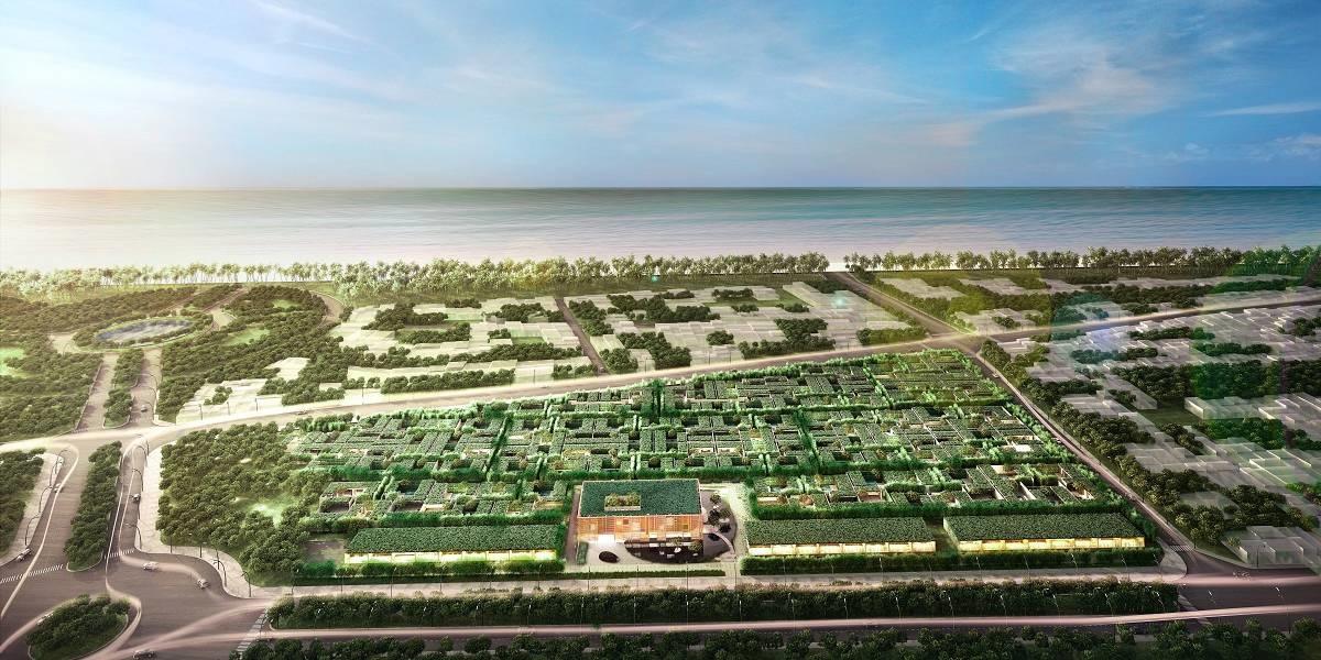 Biệt thự biển Wyndham Garden Phú Quốc