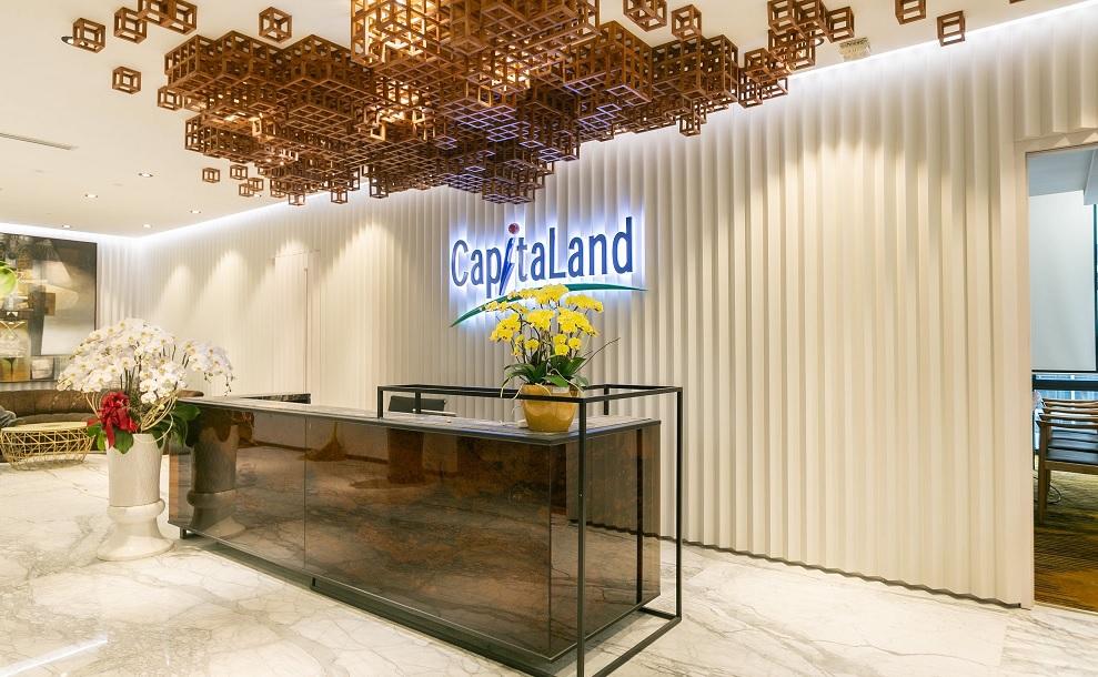 hình ảnh tập đoàn CapitaLand thiết kế